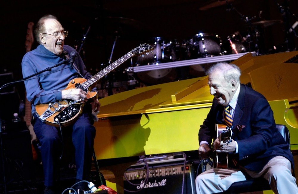 Les Paul & Bucky Pizzarelli