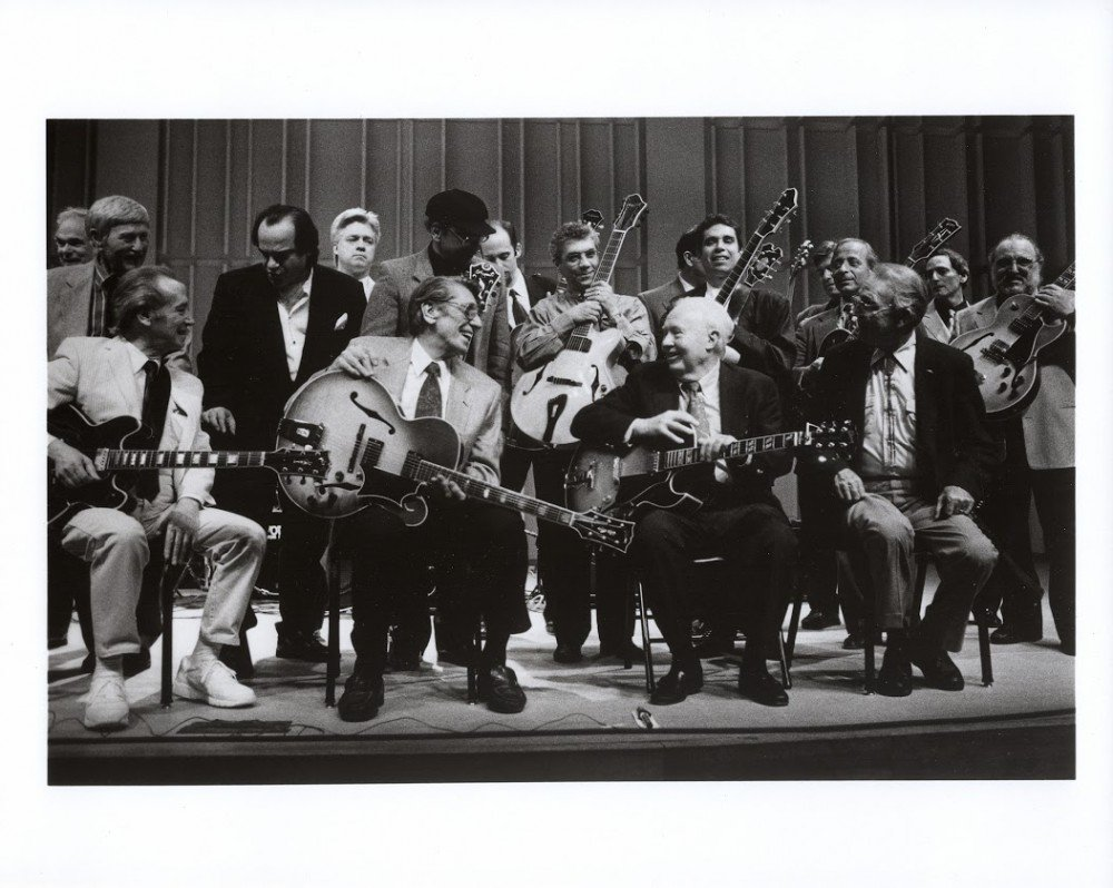 1996 Tribute to Tal Farlow at Merkin Concert Hall