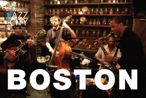 Jazz in the City Boston