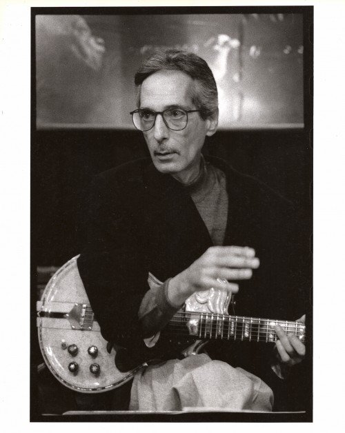 Clinic Crafters Workshop with Pat Martino at Smalls