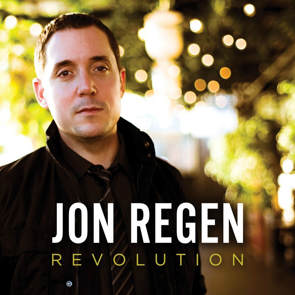 Jon Regen CD Cover