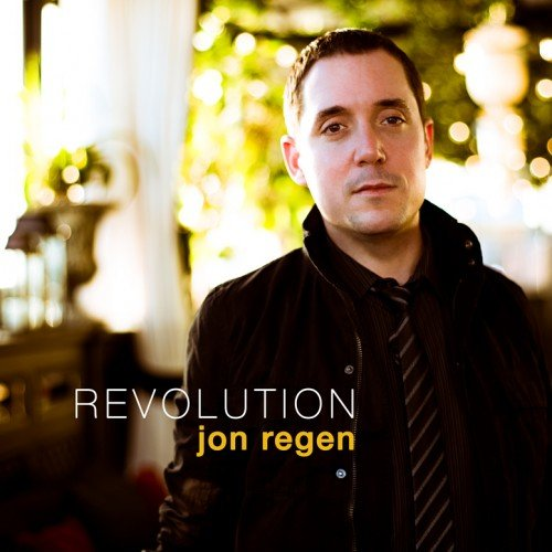 Jon Regen CD Cover v1