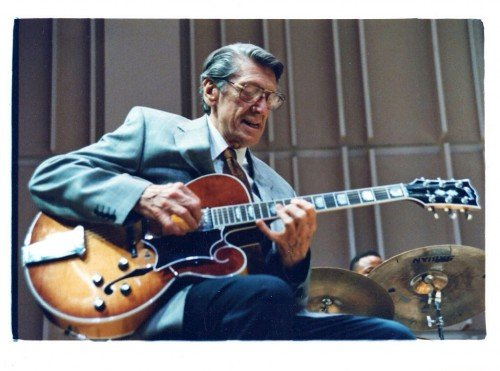 Tal Farlow at Merkin Concert Hall