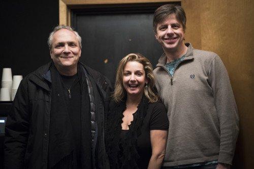 Ken Peplowski, Sarah Hayes & Kerry MacKillop
